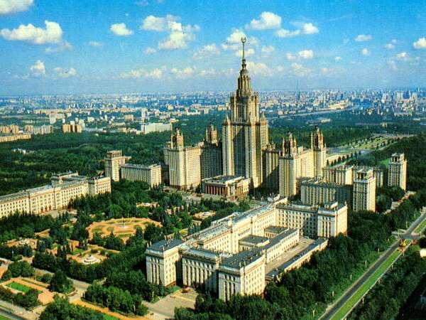 Đại Học Tổng Hợp Moscow